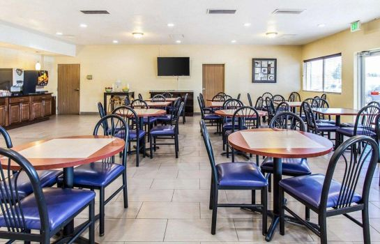 Restaurant Quality Inn and Suites Denver Airport -