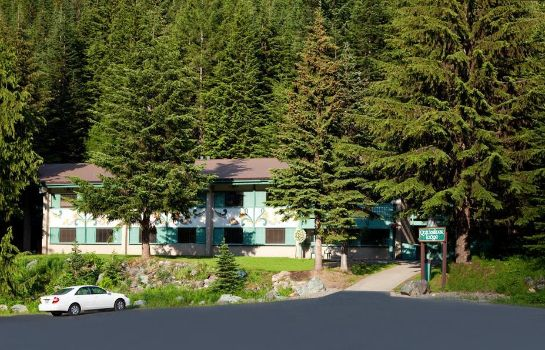 Buitenaanzicht CRYSTAL MOUNTAIN HOTELS