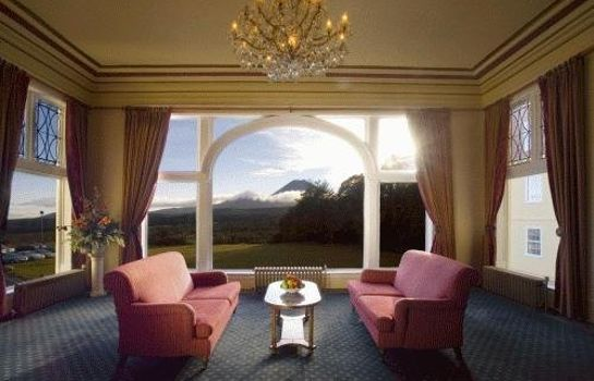 Bar hotelowy CHATEAU TONGARIRO