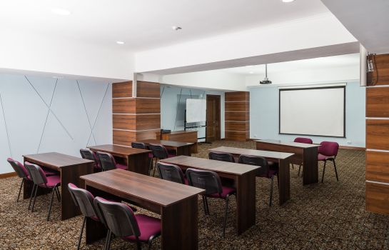 Conference room Grand Eurasia Hotel