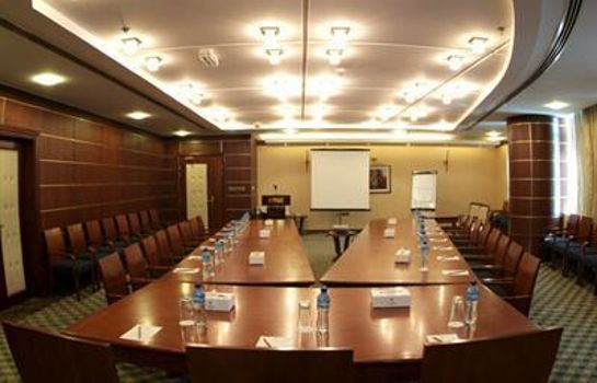 Conference room Royal Qatar Hotel