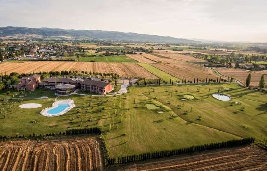 Exterior view Valle di Assisi Hotel & Resort SPA