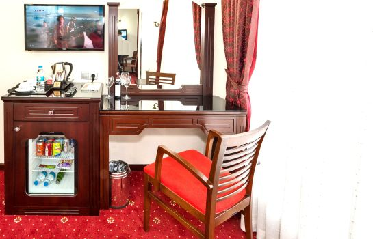 Single room (superior) Gulhane Park Hotel