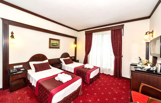 Double room (superior) Gulhane Park Hotel