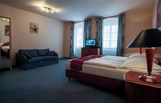 Standard room Pension U Lilie