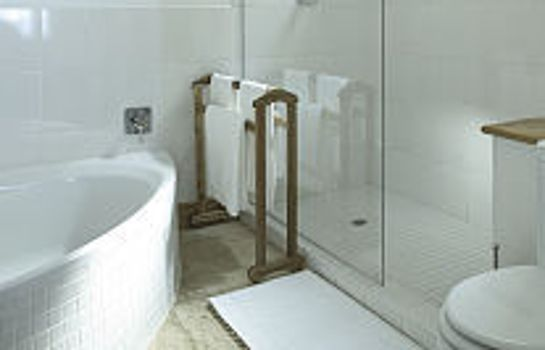 Bagno in camera Chartfield Guesthouse