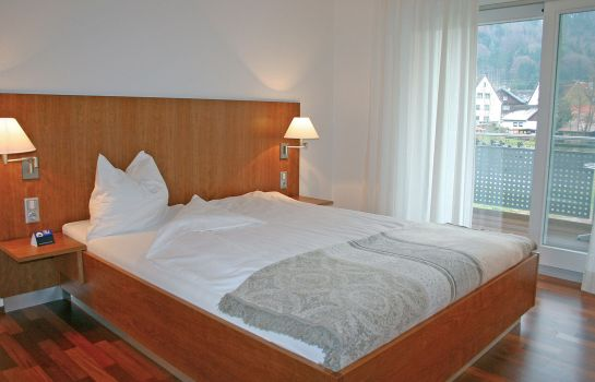 Single room (standard) Züfle Hotel, Restaurant, Spa
