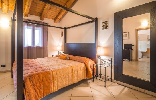 Doppelzimmer Komfort Il Milione Country House