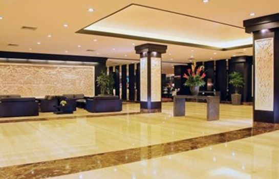 Hol hotelowy Aston Denpasar Hotel and Convention Centre