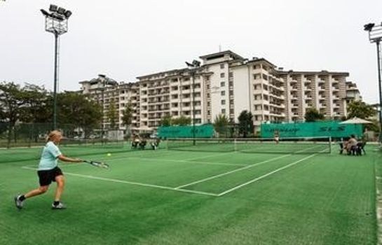 Tennisplatz Emerald Beach Resort & SPA