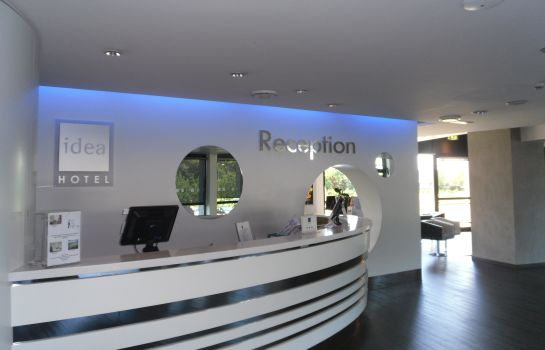 Reception Idea Hotel Milano San Siro