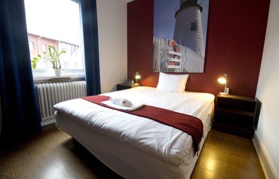 Single room (standard) Port Hotel