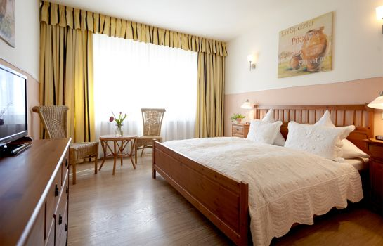 Chambre double (confort) Pension Schönitz