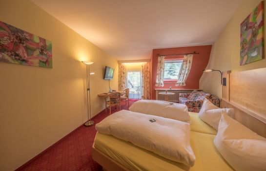 Chambre double (confort) Freihof Gasthof