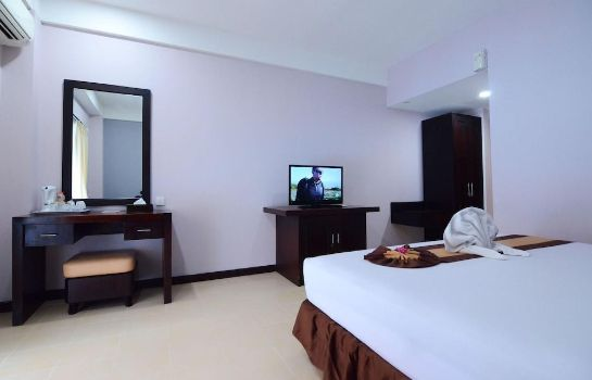 Standard room The Grand Santhi Hotel