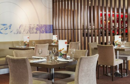Restaurant Park Inn By Radisson Peterborough
