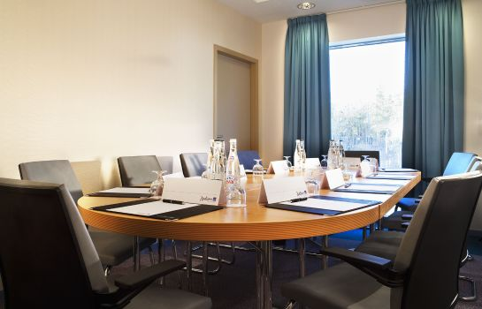 Meeting room Radisson Blu Hotel Toulouse Airport