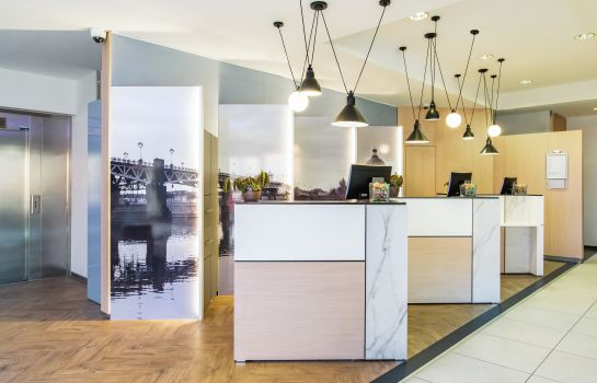 Empfang RADISSON BLU TOULOUSE AIRPORT