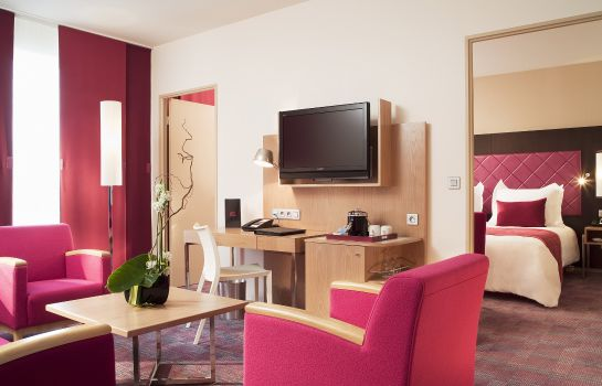 Suite RADISSON BLU TOULOUSE AIRPORT