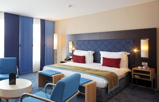 Room Radisson Blu Hotel Toulouse Airport