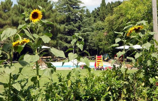 Garten Country House La Meridiana Strana