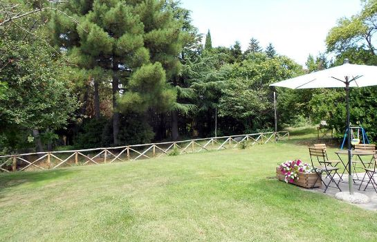 Terrasse Country House La Meridiana Strana