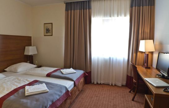 Doppelzimmer Standard Ivbergs Hotel Messe Nord