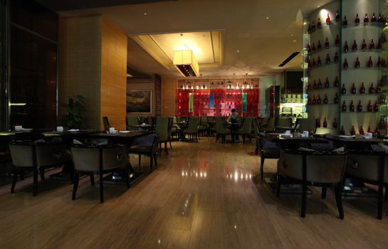Hotel bar Wyndham Grand Plaza Royale Oriental