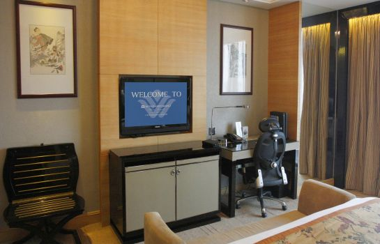 Standard room Wyndham Grand Plaza Royale Oriental