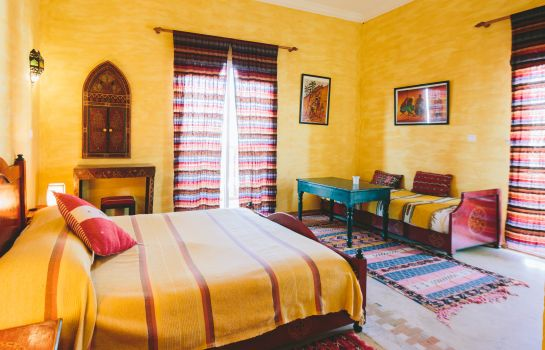Double room (superior) Riad Zahra