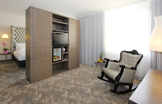 Junior Suite Arcotel John F