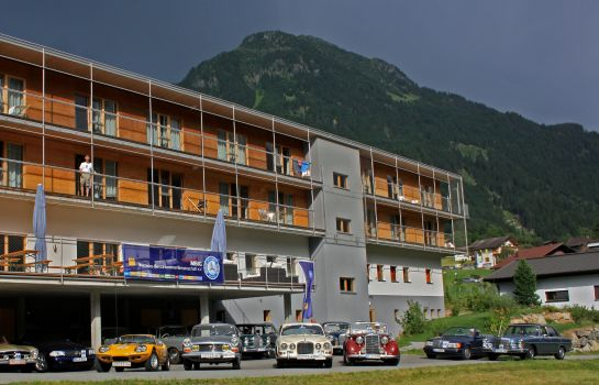 Surroundings Hotel BASEmontafon