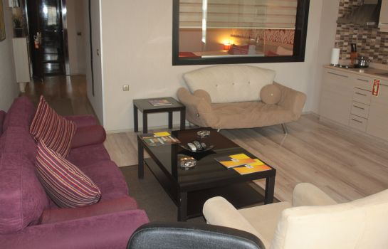 Suite junior Tempo Residence Comfort All Suite Aparts