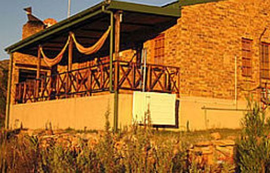 Exterior view The Wolfkop Nature Reserve Cottages