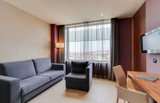Junior Suite Rafaelhoteles Badalona