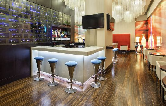 Hotel bar ibis Dubai Mall of the Emirates