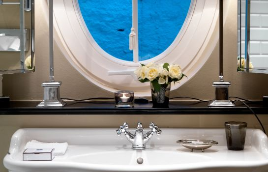 Badezimmer Boutiquehotel Heidelberg Suites - Small Luxury Hotels of the World
