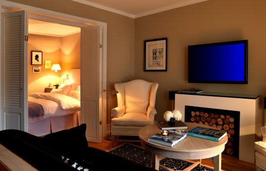 Junior Suite Boutiquehotel Heidelberg Suites - Small Luxury Hotels of the World