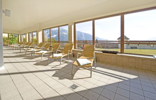 Area relax CLC Alpine Centre