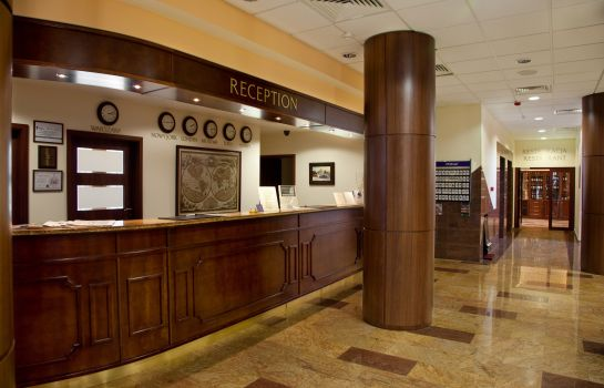 Recepcja Grand Royal Hotel