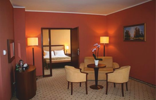 Junior-suite Grand Royal Hotel