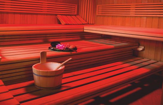 Sauna Grand Royal Hotel