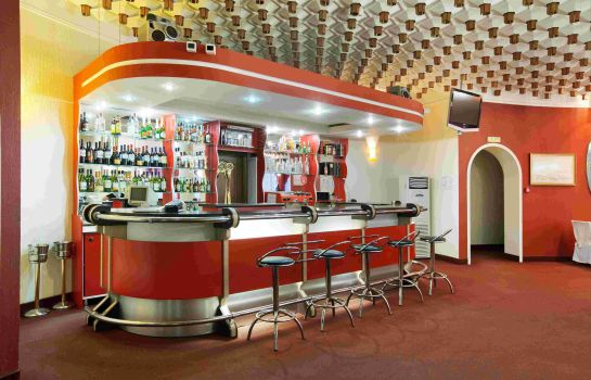 Hotel bar Tourist Omsk