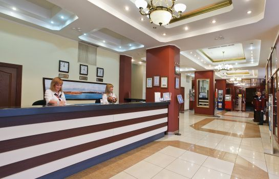 Reception Tourist Omsk