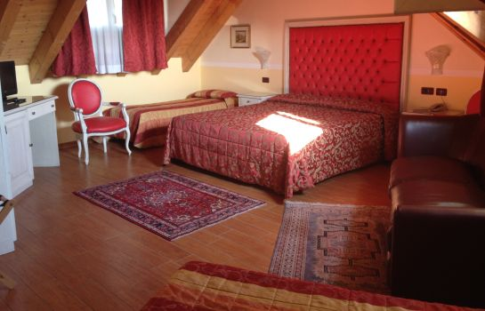 Four-bed room Alle Torri