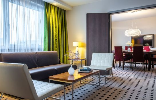 Suite RADISSON BLU HAMBURG AIRPORT RADISSON BLU HAMBURG AIRPORT