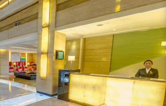 Hol hotelowy Holiday Inn QINGDAO PARKVIEW