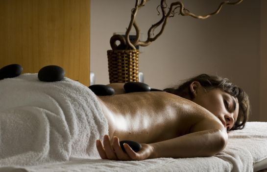 Massageraum Grand Hotel Terme
