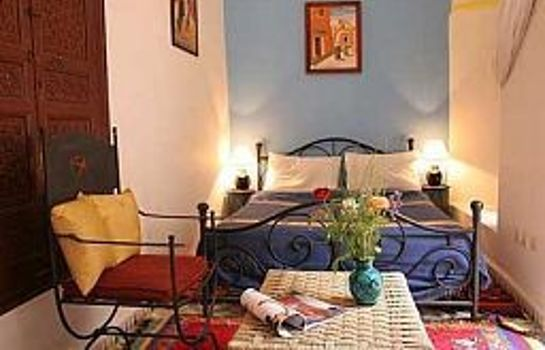 Doppelzimmer Standard Riad les Oliviers
