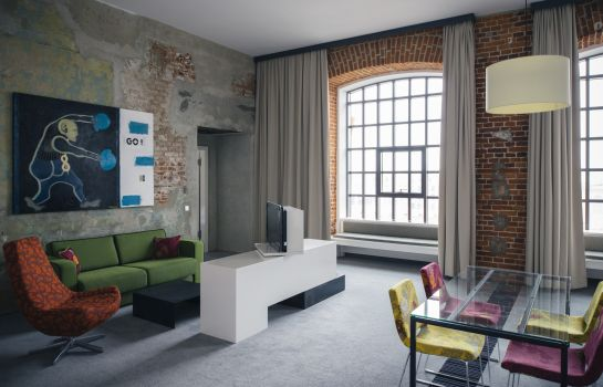 Suite Vienna House Andel's Lodz